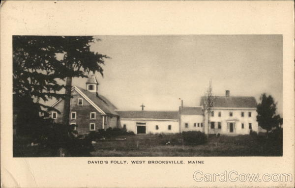 David's Folly West Brooksville Maine