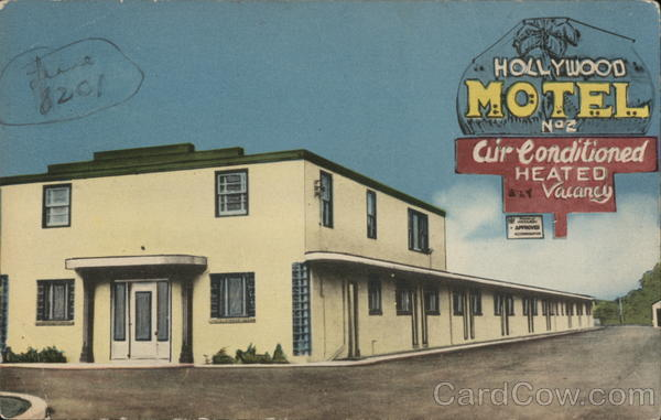 Hollywood Motel No.2 Niagara Falls Canada Ontario