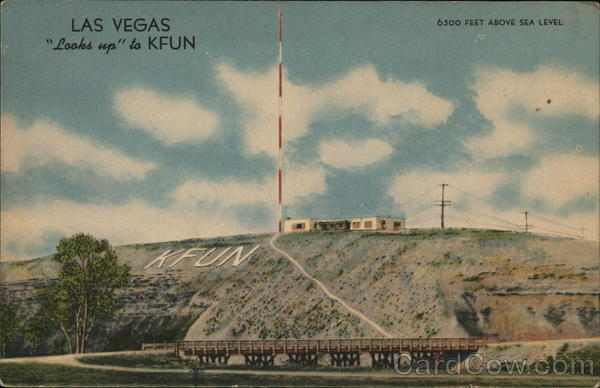 Las Vegas Looks Up to KFUN Nevada