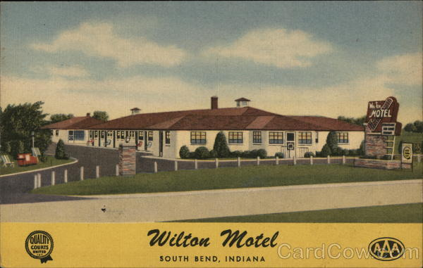 Wilton Motel South Bend Indiana