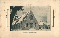 Chapel and Rectory - Blue Ridge School