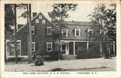 New York Cottage. D.A.R. School