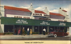 "Kerry's Restaurant - ""Home of Hospitality"""