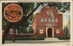 National Baseball Museum and Hall of Fame