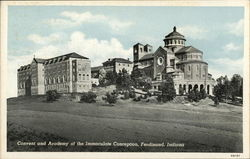 Convent and Academy of the Immaculate Conception