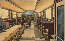 The Green Mill Cafe, Diner