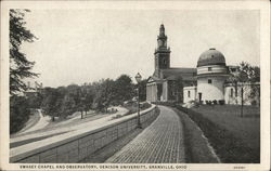Swasey Chapel and Observatory, Denison University