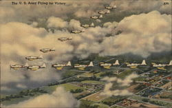 The U.S. Army Flying for Victory