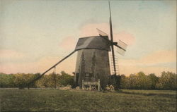 The Oldest Windmill on Cape Cod