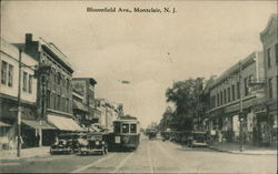 Bloomfield Ave., Montclair, N. J.