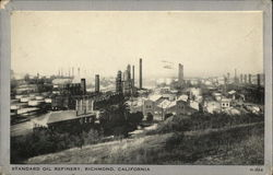 Standard Oil Refinery, Richmond, California