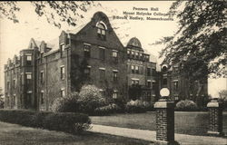 Pearson Hall Mount Holyoke College