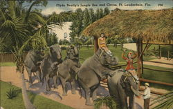 Clyde Beatty's Jungle Zoo and Circus