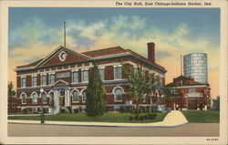 The City Hall, East Chicago-Indiana