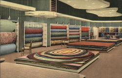 H. B. Graves Company - Floor Covering Department