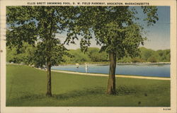 Ellis Brett Swimming Pool, D.W. Field Parkway