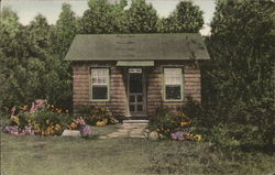 The Bookroom, Hephzibah Heights Postcard