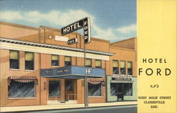 Hotel Ford
