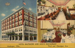 Hotel Baltimore and Nick's Restaurant