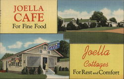 Joella Cafe and Cottages