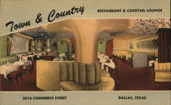 Town & Country Restaurant & Cocktail Lounge