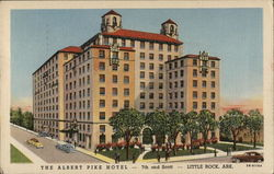 The Albert Pike Hotel