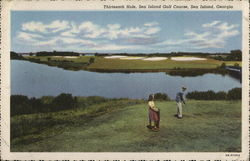 Sea Island Golf Course - Thirteenth Hole
