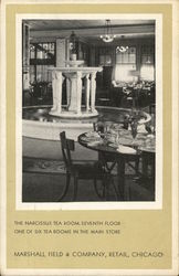 Marshall Field & Company - Narcissus Tea Room