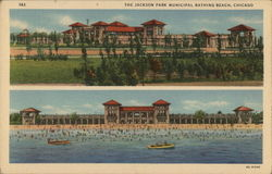 Jackson Park Municipal Bathing Beach