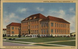 Hospital, Barksdale Field