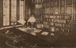 Hotel Kahler - The Library