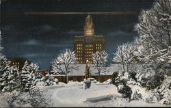 Mayo Clinic in Winter