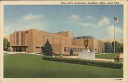 Mayo Civic Auditorium