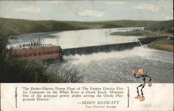 Empire District Electric Company - Hydro-Electric Power Plant, White River