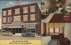 Ben Franklin Hotel