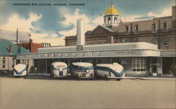 Greyhound Bus Station