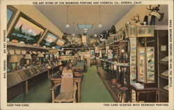 Redwood Perfume and Chemical Co. - Art Store