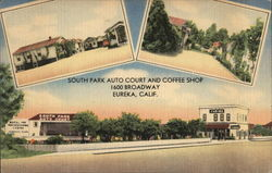 South Park Auto Court and Coffee Shop