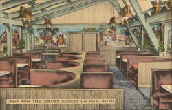 Golden Nugget Gambling Hall - Dining Room