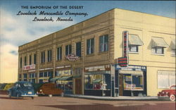 The Emporium of the Desert Lovelock Mercantile Company
