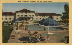Hotel Thunderbird Swimming Pool