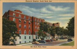 Memorial Hospital, South Bend, Ind.