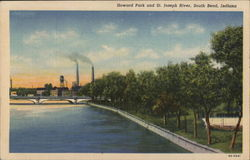 Howard Park and St. Joseph River