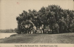 South Bend Country Club - Sixteenth Hole
