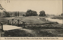 South Bend Country Club - Fourth Hole