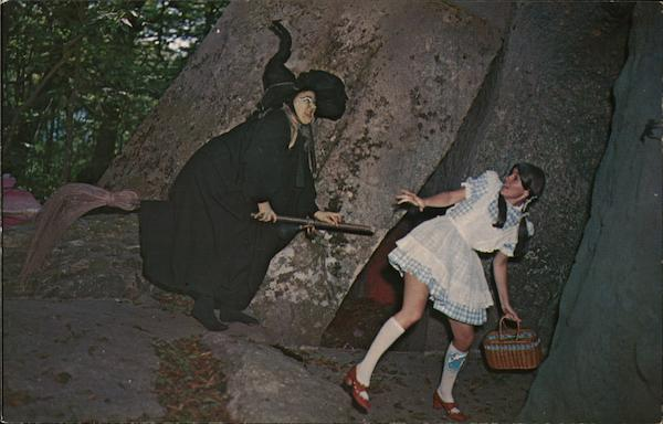 Wicked Witch of the West - Beech Mountain Banner Elk North Carolina
