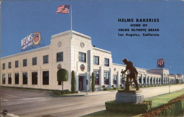 Helms Bakeries Los Angeles California