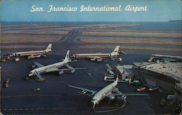 San Francisco International Airport California Airports