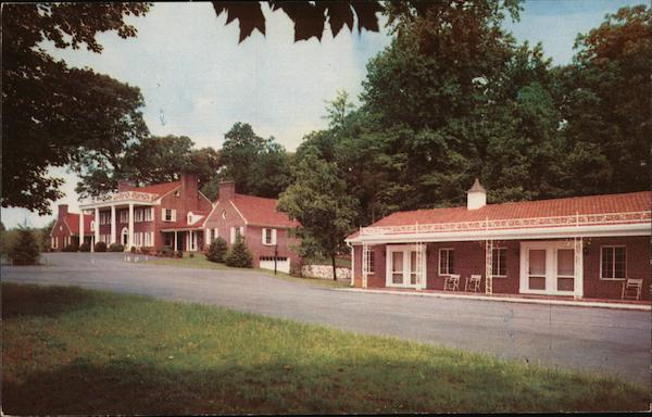 Mount Vernon Motel Knoxville Tennessee
