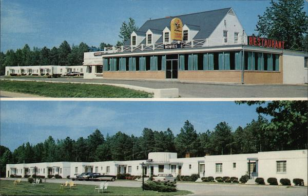 Bowie's Motel and Restaurant Lorne Virginia